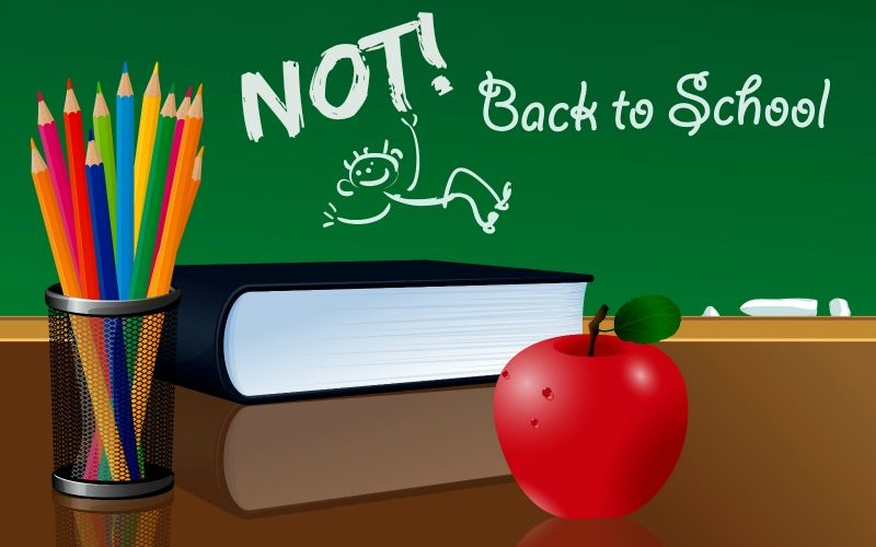 Home Education Not Back to School
